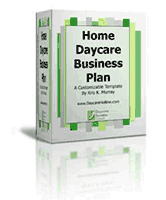 Home Daycare Business Plan